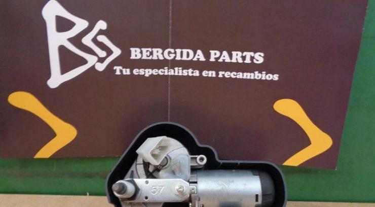 Motor limpiaparabrisas trasero para mixta CNH.Part number 85806097 87628768
